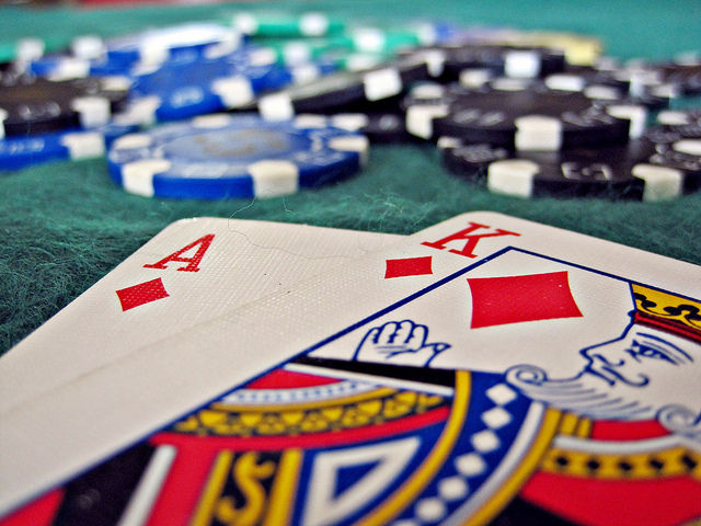The Nuts and Bolts of Playing Blackjack