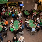 Playing Poker: From Online To Live