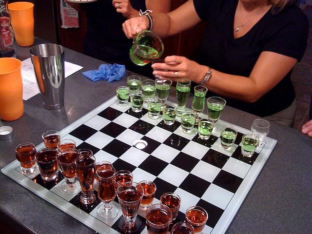 las vegas drinking